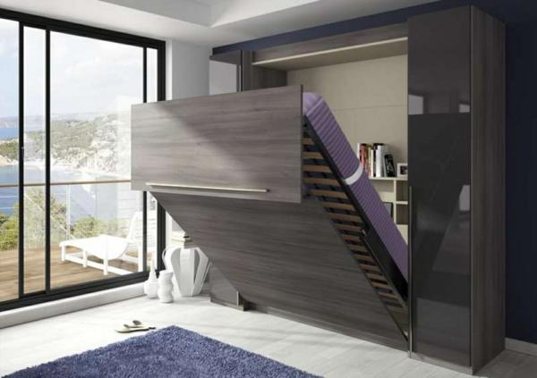 L armoire lit escamotable pour plus despace