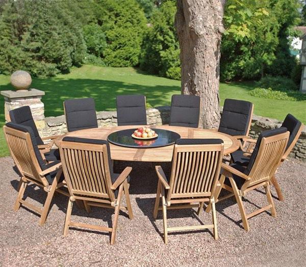 Fabriquer salon de jardin en palette de bois for Fabriquer une table de jardin en bois