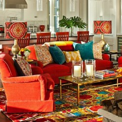 Sofa Set Designs For Indian Homes Bestway 5 In 1 Air Bed Leather Look La Déco Bohème Chic Est Unique! - Archzine.fr