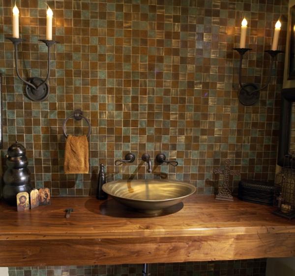 La dco de salle de bain en bois  107 photos  Archzinefr