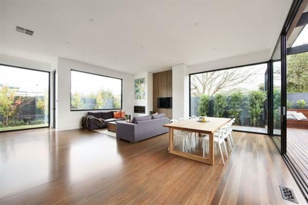 La baie vitre coulissante pour un design spectaculaire  Archzinefr