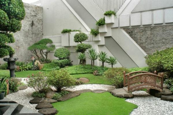 le mini jardin japonais serenite et