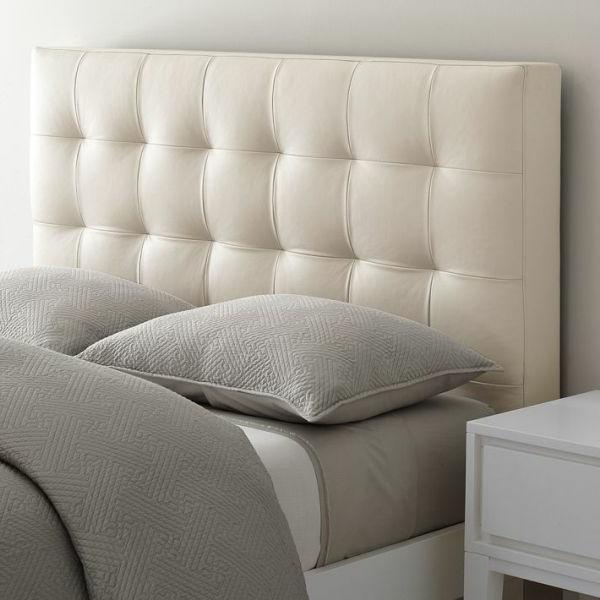 differents modeles de tete de lit