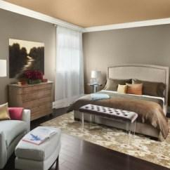 Living Room Paint Ideas Blue Couch Best Furniture For Small Rooms La Peinture Taupe - élégance Pour L'intérieur! Archzine.fr