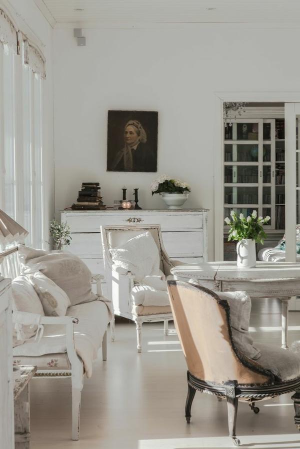 Le Style Gustavien Pour Un Intrieur Chic Et Sobre