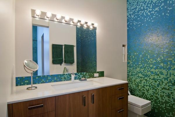 Carrelage Mosaique Idees Deco De Salle De Bains