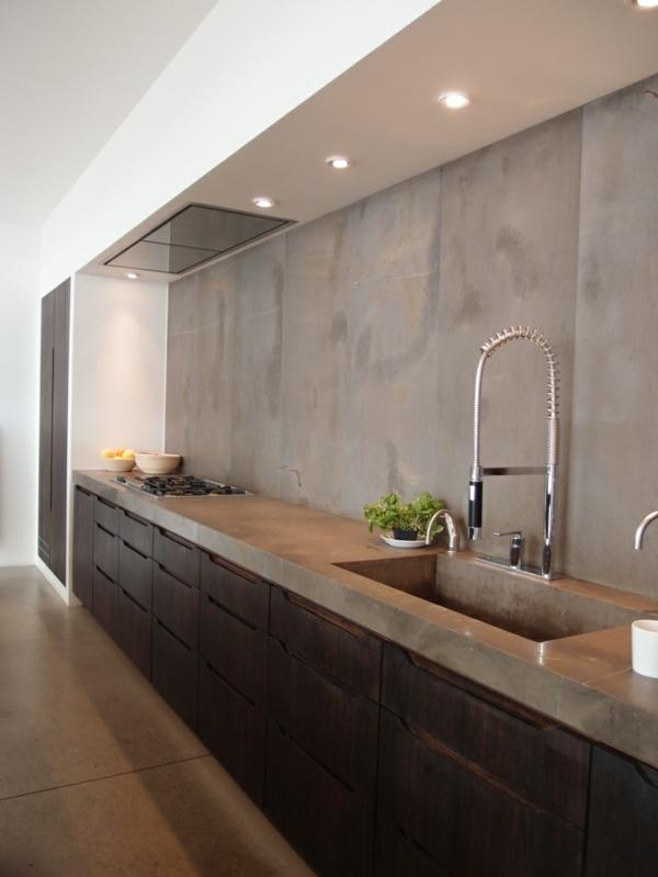 rideaux cuisine moderne