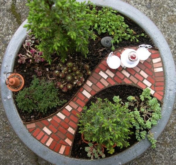 Petit Jardin Zen Miniature
