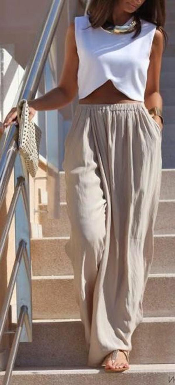 Le Pantalon Fluide Pourquoi Et Comment Archzinefr