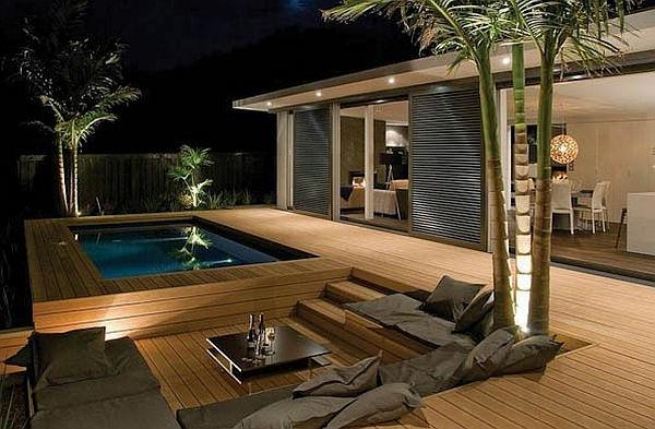 Terrasse en bois ou composite  ides merveilleuses pour lextrieur  Archzinefr