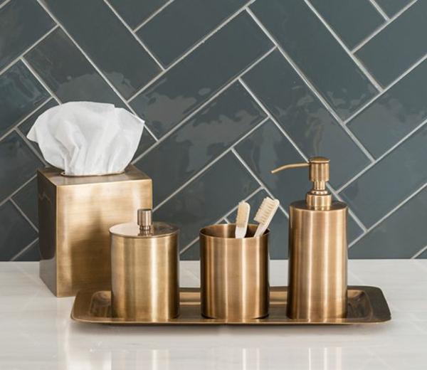 Les accessoires de salle de bain pour un bon temps  la maison  Archzinefr