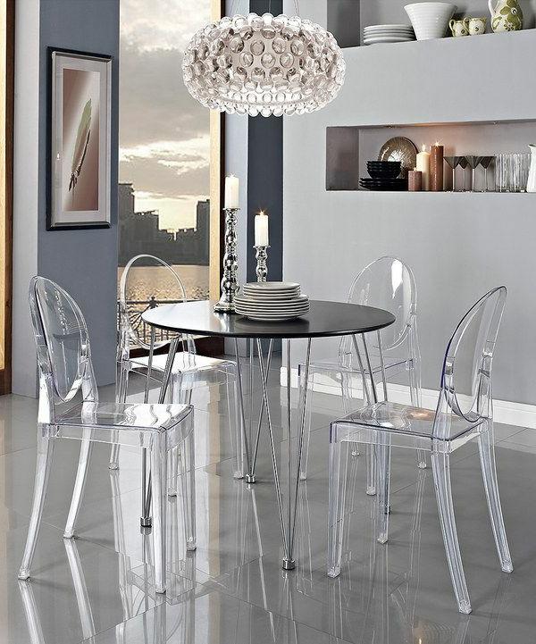 Retrouvez la chaise transparente un beau bijou pour votre intrieur  Archzinefr