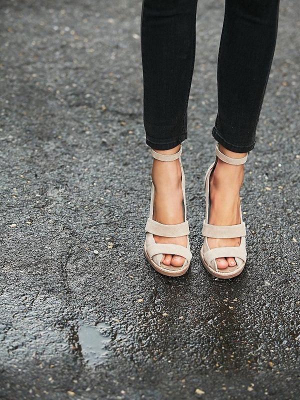 Les sandales compenses un vrai hit de lt 2015