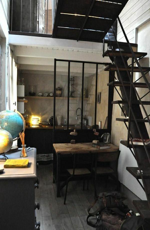 Quels meubles industriels pour la demeure moderne
