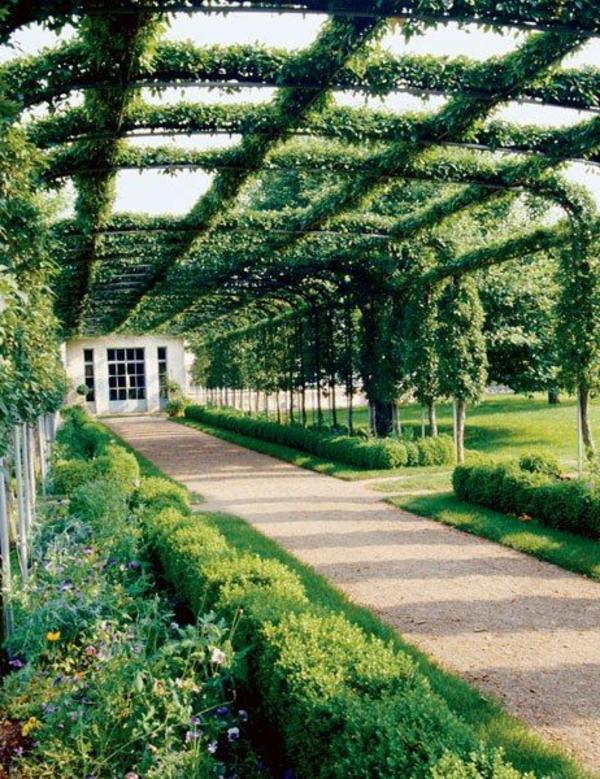 Crer le plus beau jardin avec le gravier pour alle