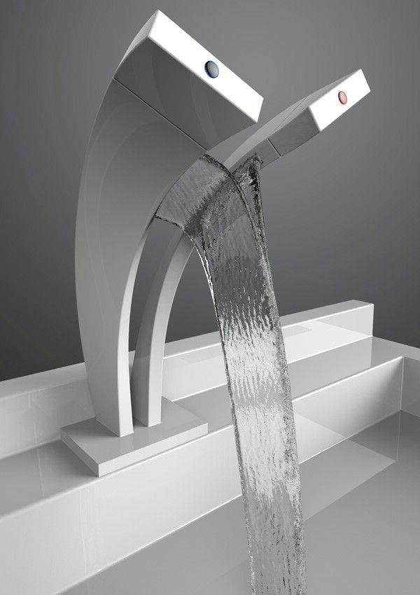 Le robinet cascade en 70 photos  Archzinefr