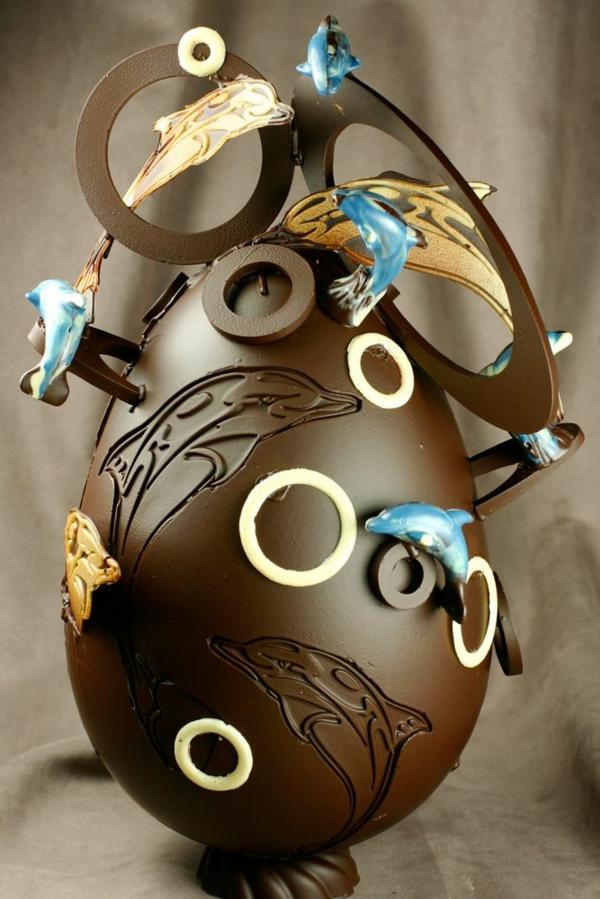 La sculpture en chocolat  une jolie tentation  Archzinefr