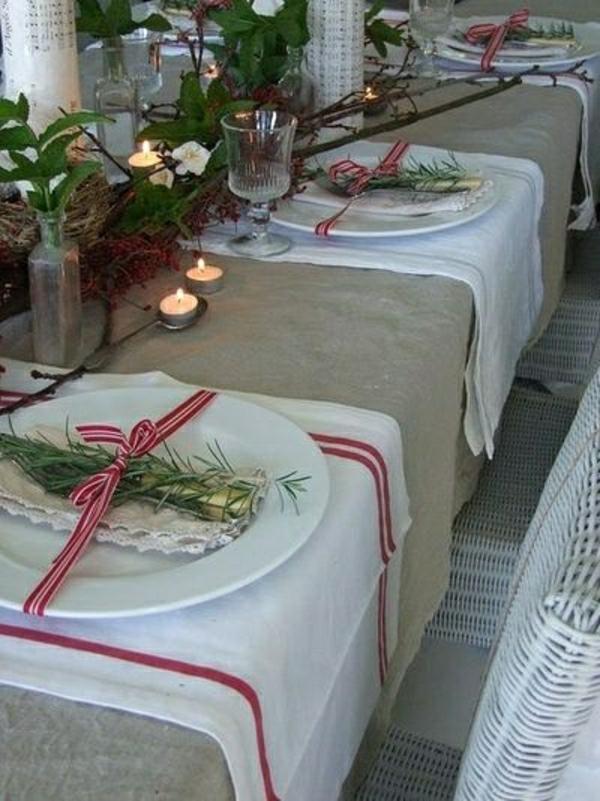 101 Ides Pour La Nappe De Table Un Accessoire Indispensable