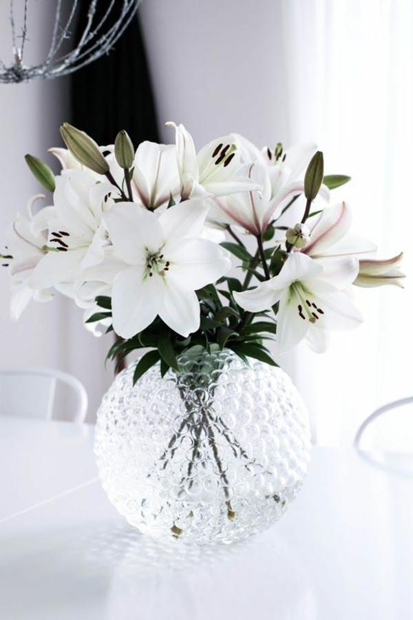 Le Vase Boule Petit Objet Avec De Grandes Ides