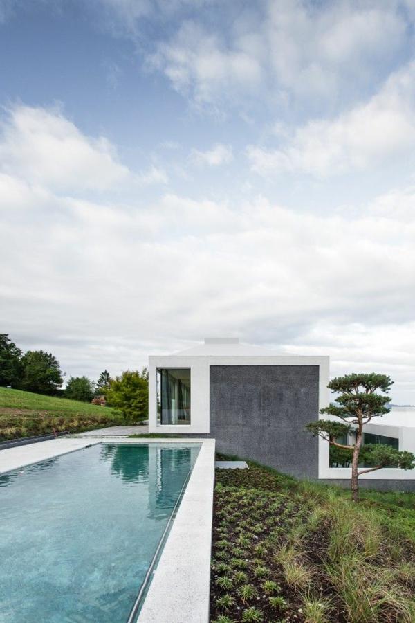 Larchitecture De La Villa Contemporaine Archzinefr