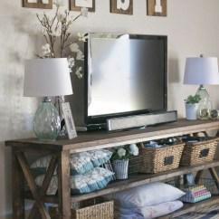Lack Sofa Table As Desk Corner Bed Uk Dfs Le Meuble Télé En 50 Photos, Des Idées Inspirantes!