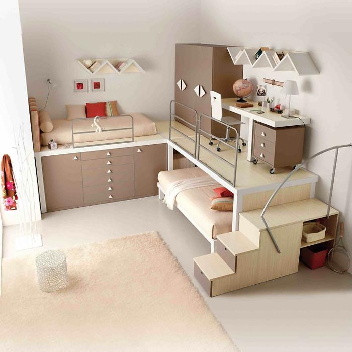 La chambre ado fille  75 ides de dcoration  Archzinefr