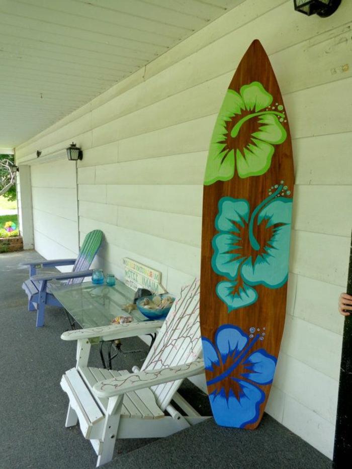 Dcorez vos intrieurs avec une planche de surf  Archzinefr