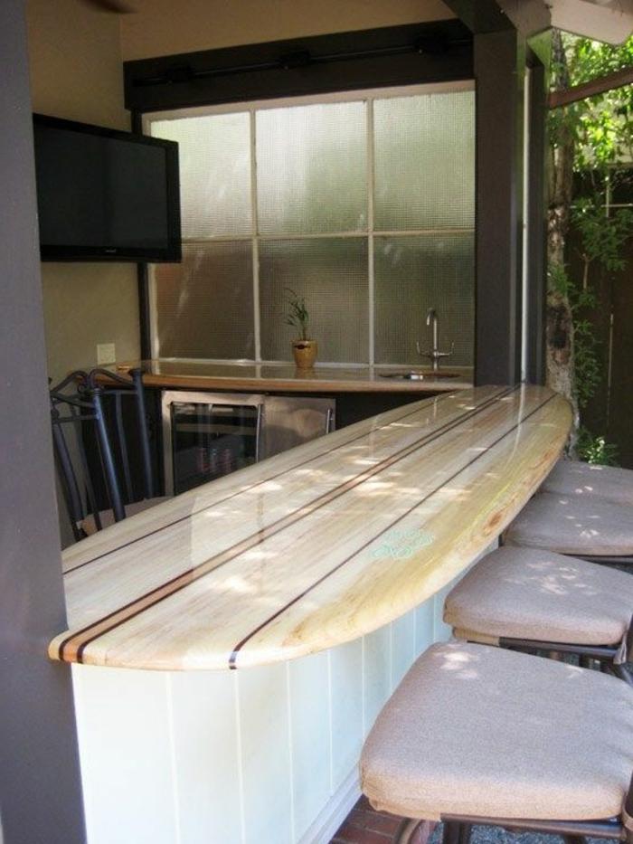Dcorez Vos Intrieurs Avec Une Planche De Surf
