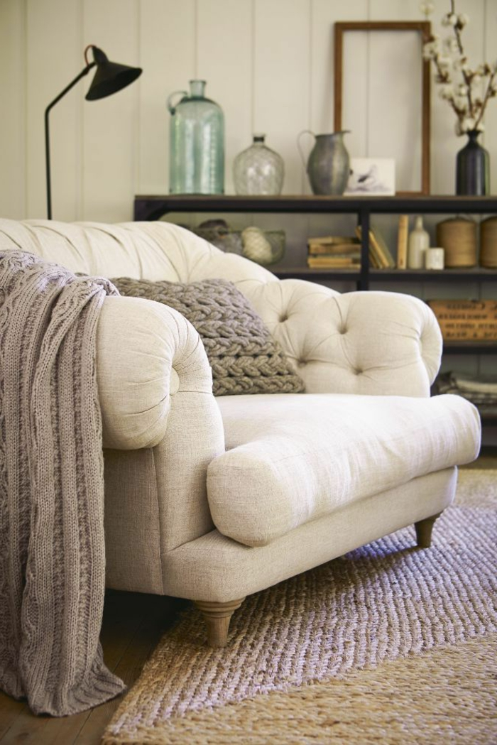 Oversized Cozy Chair