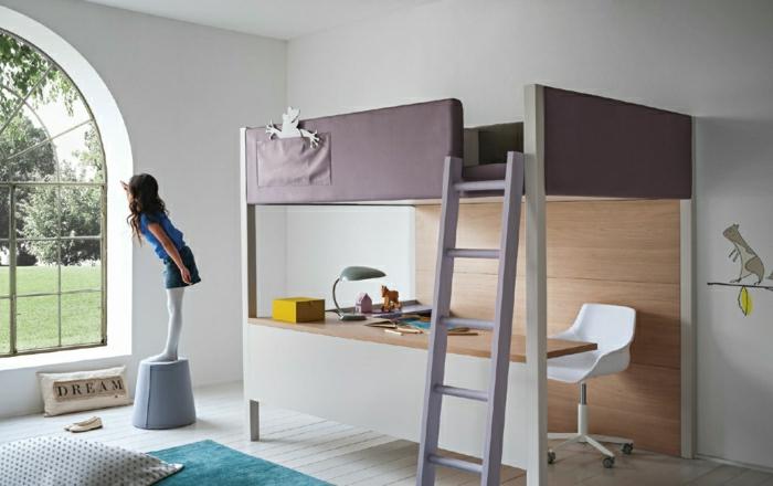 Le lit mezzanine ou le lit superspos Quelle variante choisir