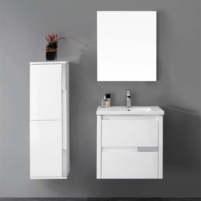 armoire de toilette miroir conforama good meuble de. Black Bedroom Furniture Sets. Home Design Ideas