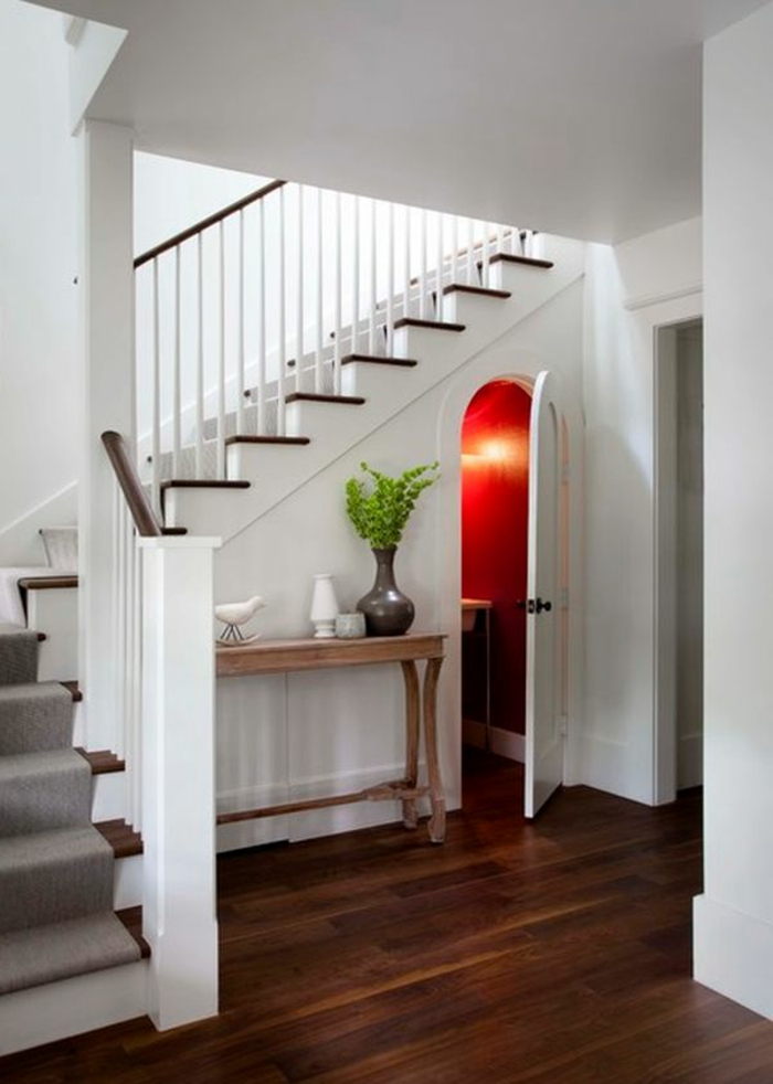 Quel meuble sous escalier choisir