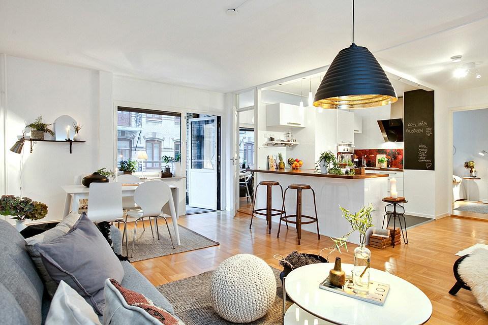 Les meubles scandinaves beaucoup dides en photos