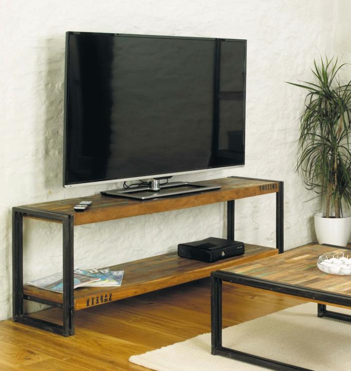 meuble tv style industriel en 50 images