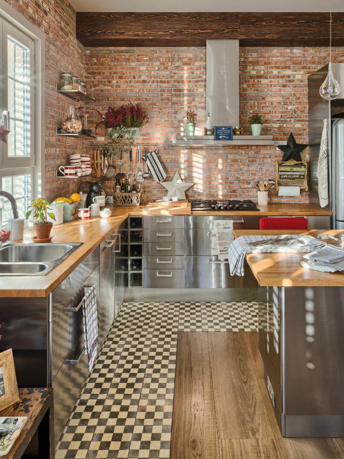 Comment choisir la crdence de cuisine Ides en 50 photos