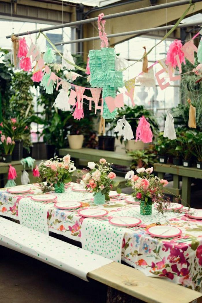 Dcouvrir La Dcoration De Table Anniversaire En 50 Images