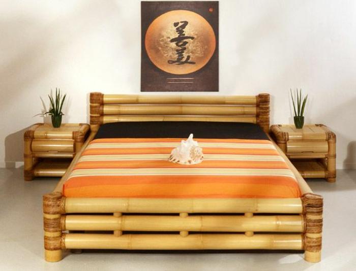 Maison Plongez Vous Dans Le Style Zen Avec Le Meuble En Bambou