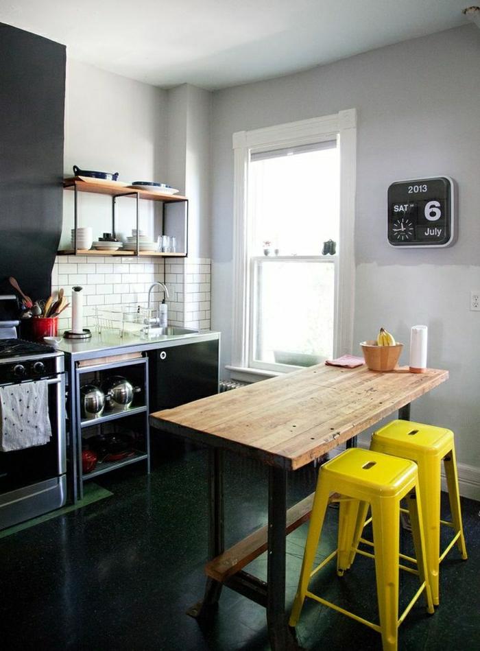 hotte cuisine ouverte