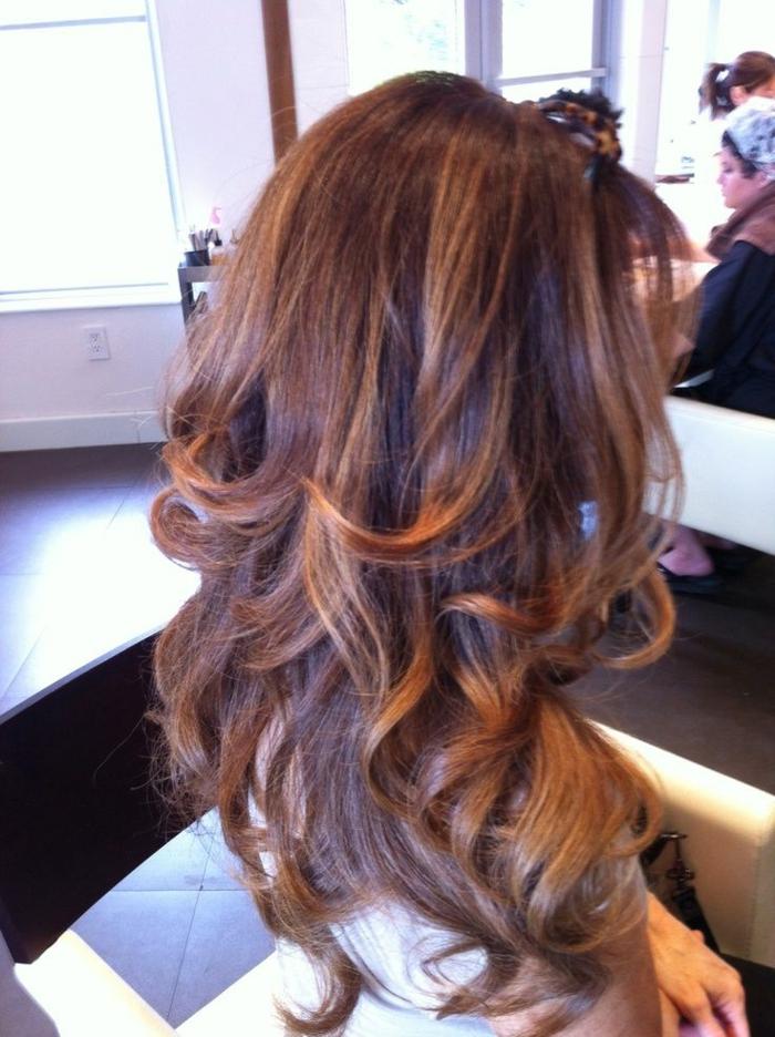 cheveux magnifiques