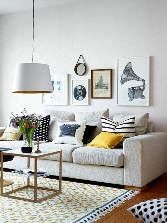 Les coussins design  50 ides originales pour la maison  Archzinefr