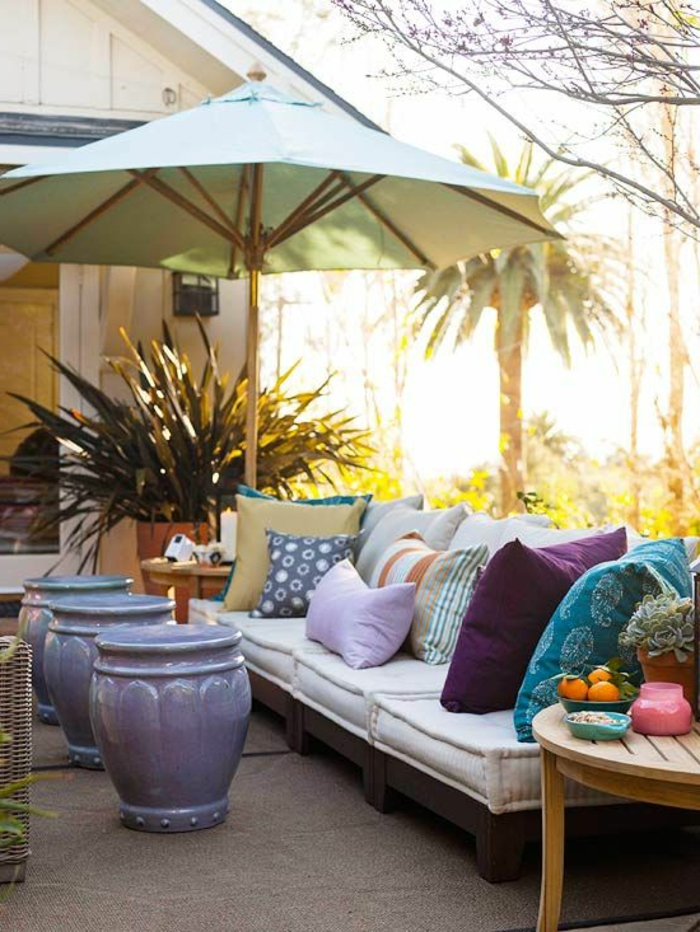 60 photos comment bien amnager sa terrasse