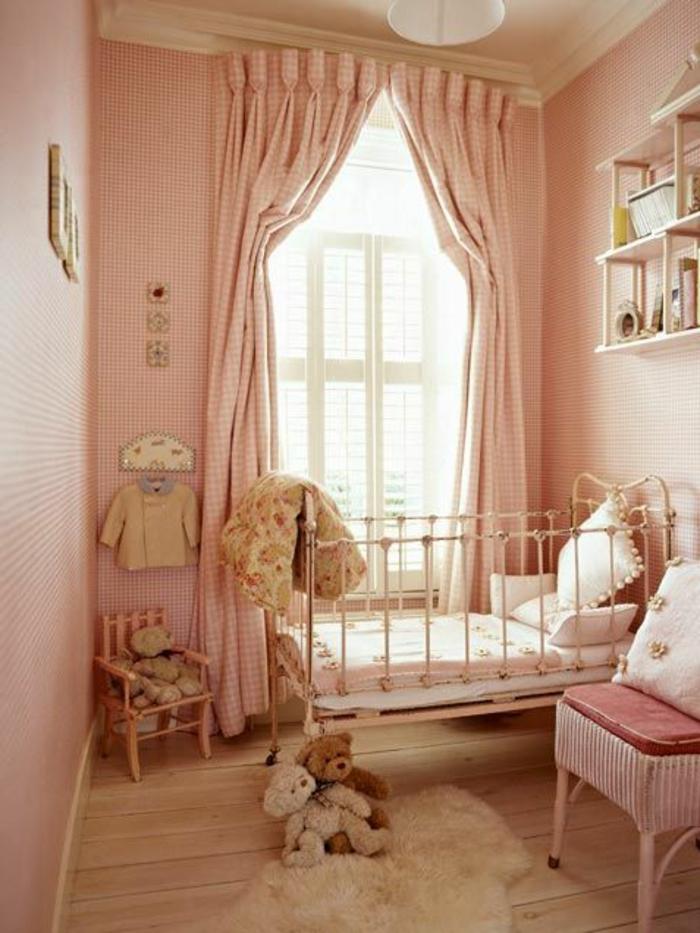 Ides en 50 photos pour choisir les rideaux enfants