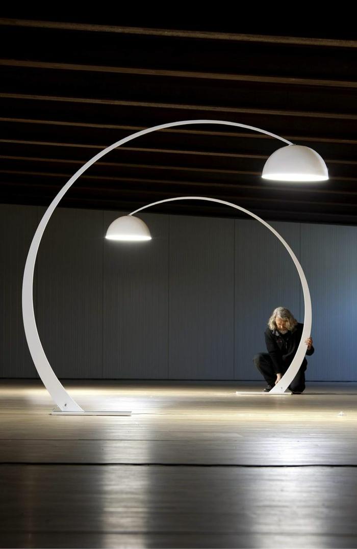 Savourez La Beaut De La Lampe Arc En 50 Images