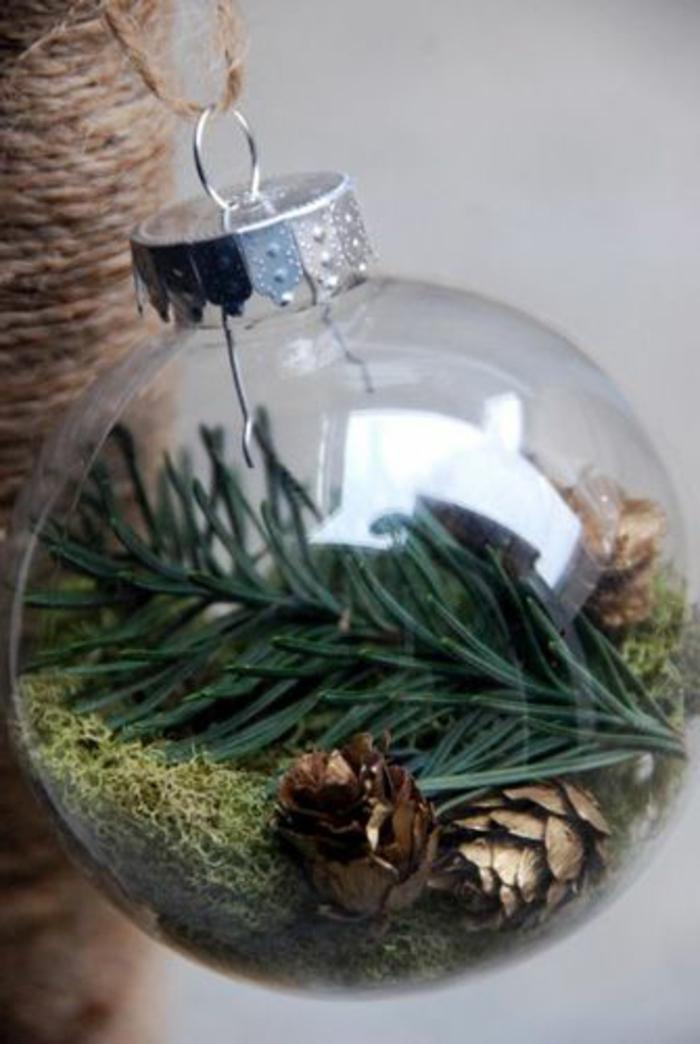 Comment incorporer la branche de sapin dans la dcoration