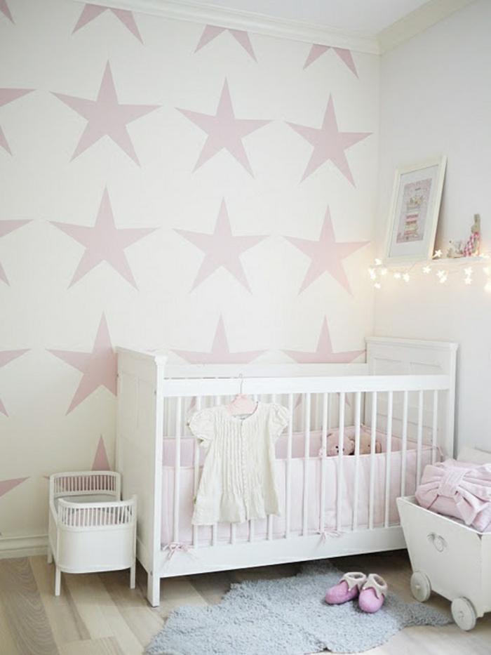 Baby Girl Bedroom Wallpaper D 233 Corer Un Pan De Mur Avec Nos Id 233 Es En 42 Photos
