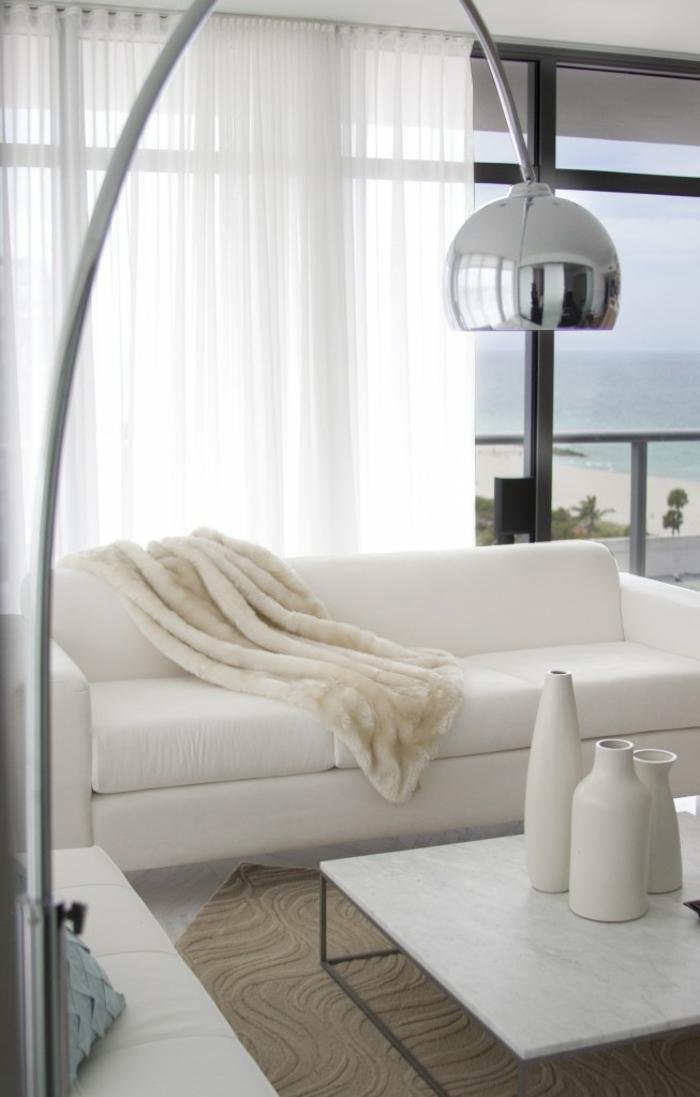 Le lampadaire de salon  45 belles ides dco en images  Archzinefr