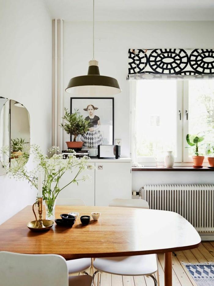 Les dernires tendances pour le meilleur rideau de cuisine