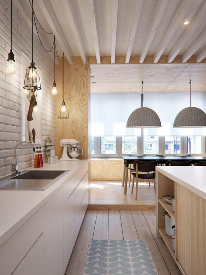40 photos de cuisine scandinave  les cuisines de rve choisies pour vous  Archzinefr