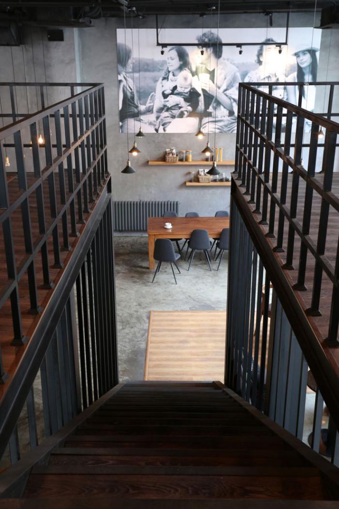 Le garde corps mezzanine  jolies ides pour lofts avec mezzanine  Archzinefr