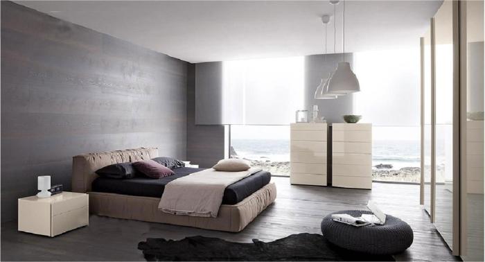 Decoration Chambre Adulte Jaune Et Gris | Associer Les ...